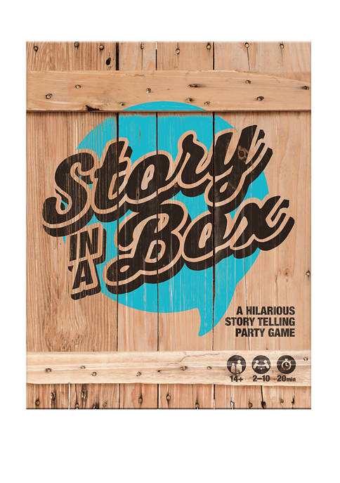 Story in a Box Family Game