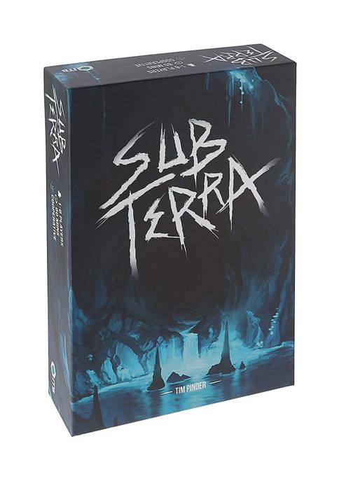 Sub Terra Strategy Game
