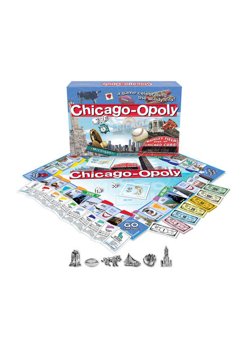 Chicago-opoly Family Game