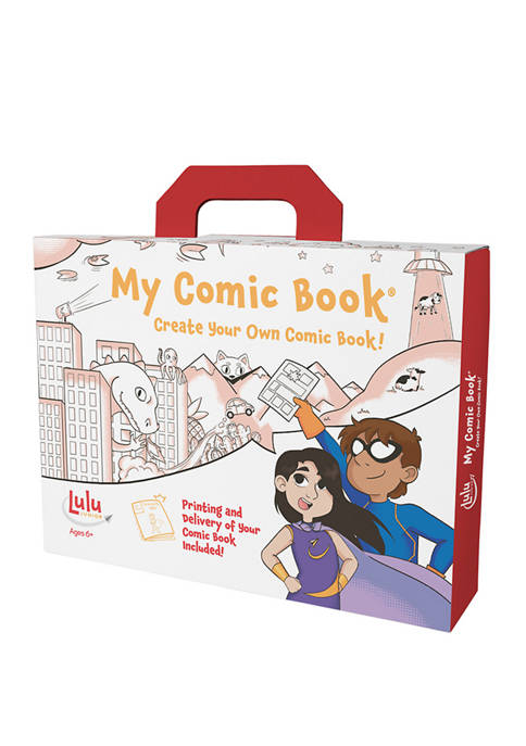 My Comic Book - Create Your Own Comic Book!
