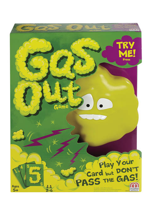 Mattel® Gas Out Kids Game