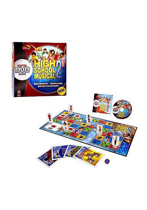 Briarpatch High School Musical 2 DVD Game