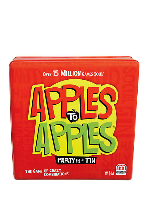 Apples to Apples Party Game Tin
