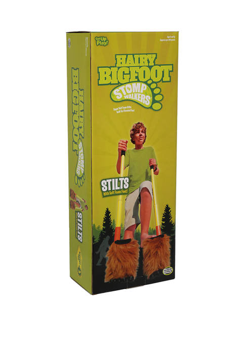 Monkey Business Sports Hairy Bigfoot Stomp Walkers Stilts