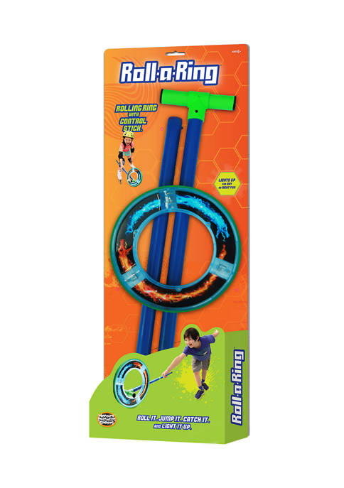 Roll-a-Ring Outdoor Game