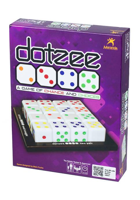 Maranda Enterprises, LLC Dotzee Strategy Game