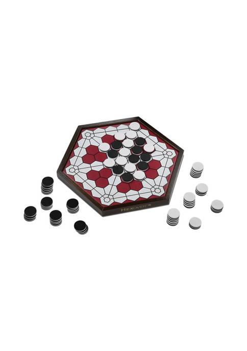 Maranda Enterprises, LLC HEXOVER Strategy Game