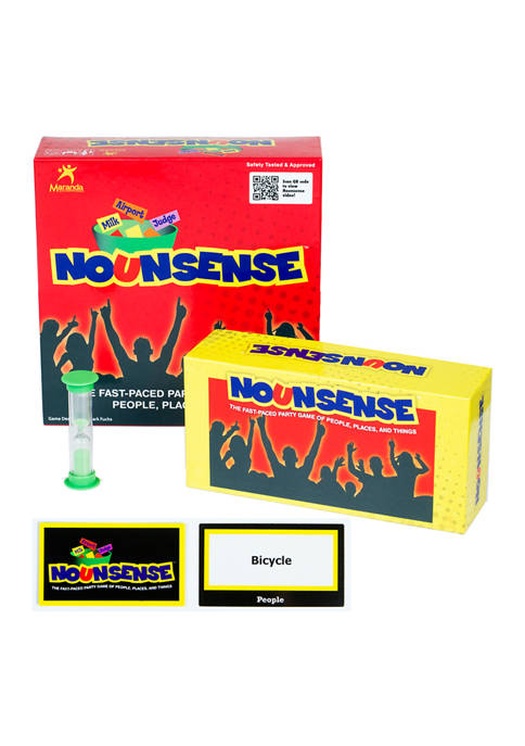 Maranda Enterprises, LLC Nounsense Party Game