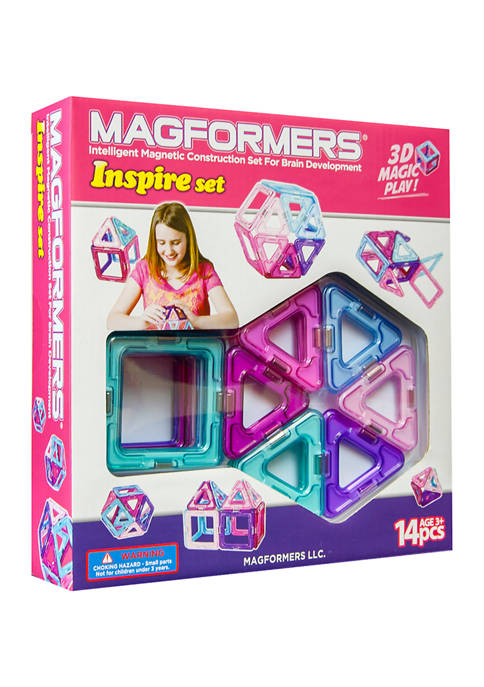Magformers Inspire Set: 14 Pieces