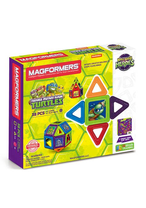 Magformers Teenage Mutant Ninja Turtles Half-Shell Heroes Set: