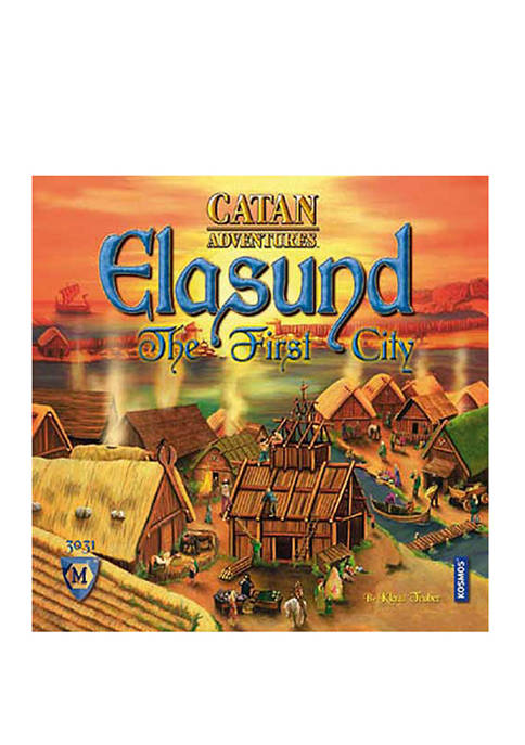Mayfair Games Elasund