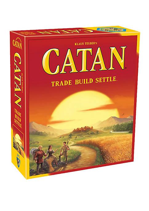Mayfair Games Catan Board Game: 5th Edition