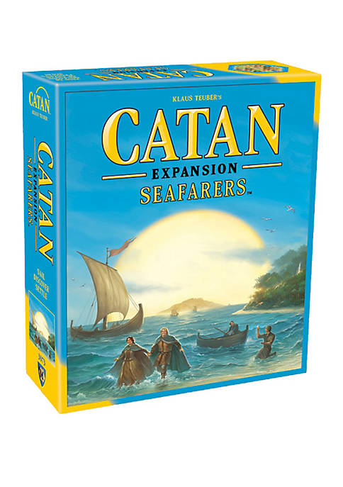 Catan: Seafarers Expansion Strategy Game