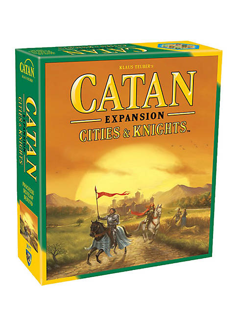 Mayfair Games Catan: Cities & Knights Expansion Strategy