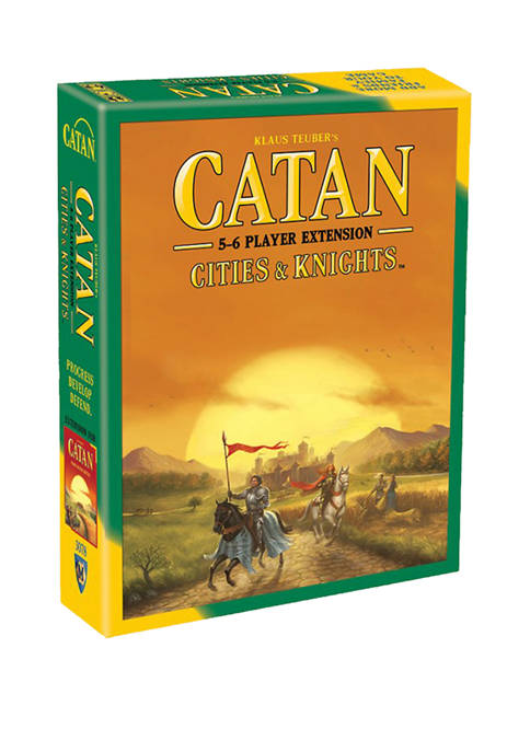 Mayfair Games Catan Strategy Game: Cities & Knights