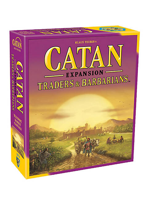 Mayfair Games Catan Traders and Barbarians Expansion Strategy