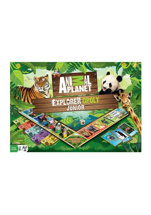Animal Planet - Explorer Opoly Junior