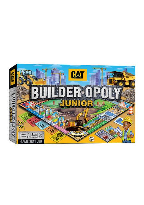 Caterpillar - Builder Opoly Junior