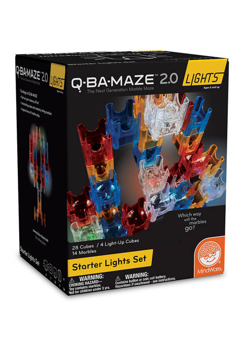 Q-BA-MAZE 2.0: Starter Lights Set