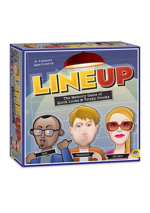 MindWare LineUp Kids Game
