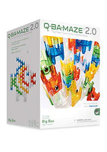 MindWare Q-BA-MAZE 2.0 Big Box Marble Run