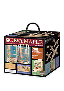 MindWare KEVA Maple 200 Plank Building Set