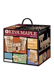 MindWare KEVA Maple - 400 Plank Building Set