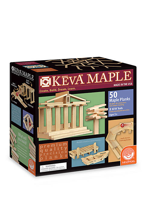 MindWare KEVA Maple