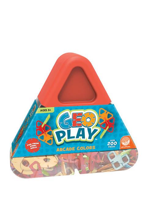 GeoPlay: Arcade Colors