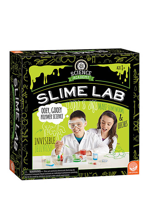 MindWare Science Academy Slime Lab Science Kit