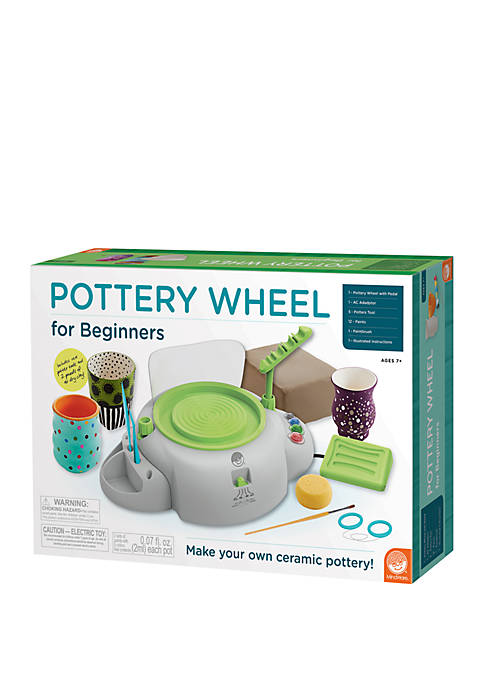 MindWare Pottery Wheel Craft Kit