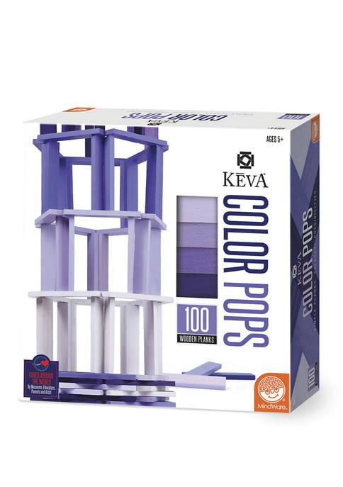 KEVA Color Pops - Purple