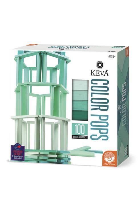 MindWare KEVA Color Pops