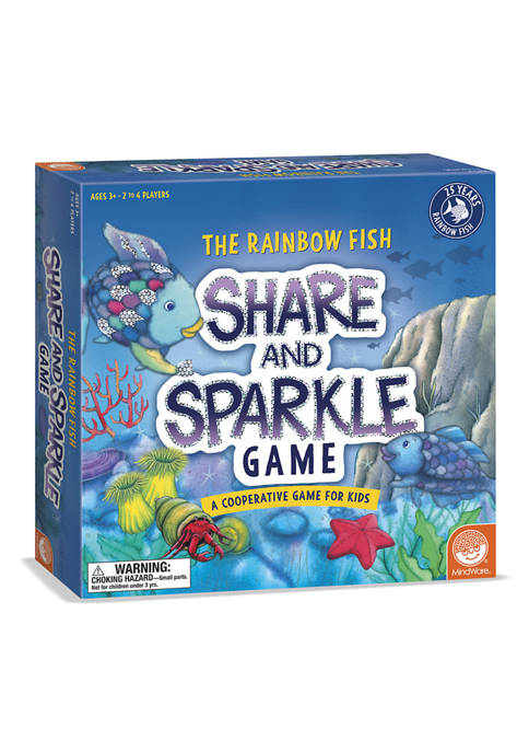 The Rainbow Fish - Share and Sparkle Kids Game