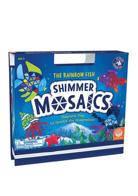 The Rainbow Fish - Shimmer Mosaics