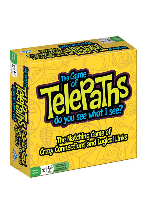 The Game of Telepaths Family Game
