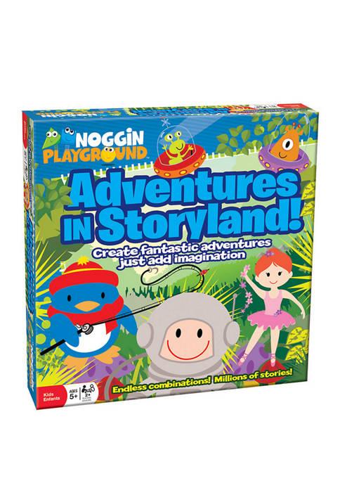 Noggin Playground Adventures in Storyland! Kids Game