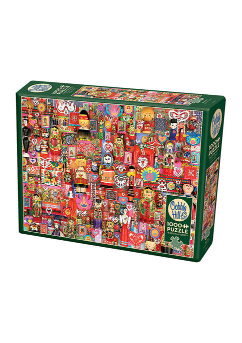 Cobble Hill Puzzle Company Shelley Davies