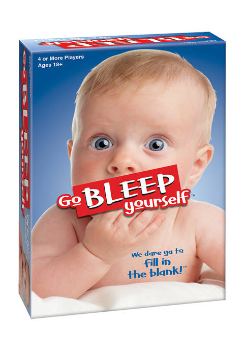Go BLEEP Yourself Party Game