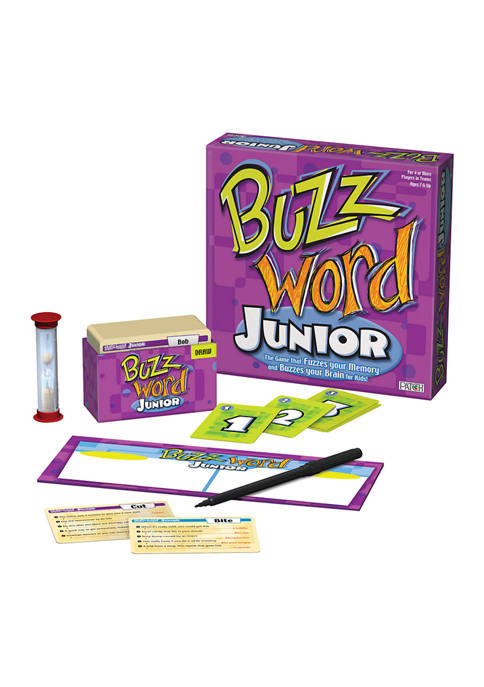 Buzzword Junior Kids Game