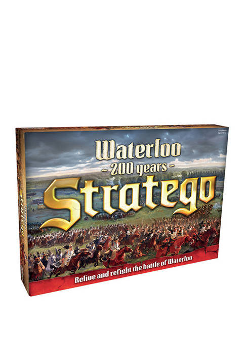 Stratego Waterloo Classic Game