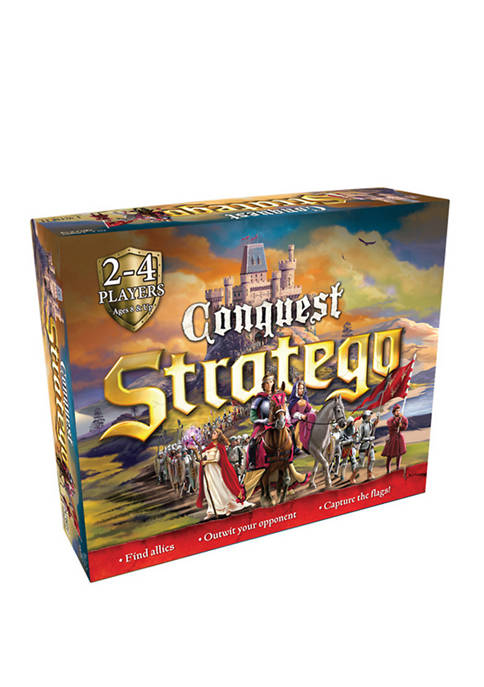 PlayMonster Stratego Conquest Classic Game