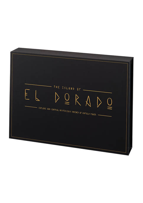 PlayMonster The Island of El Dorado Strategy Game