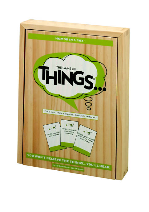 The Game of Things Adult Party Game