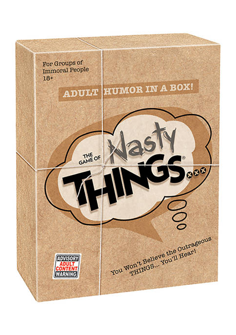 Nasty Things Party Game
