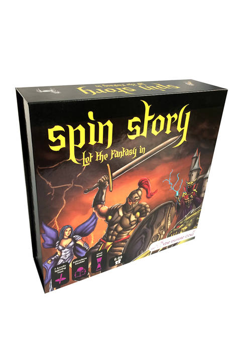 Spin Story Family Game
