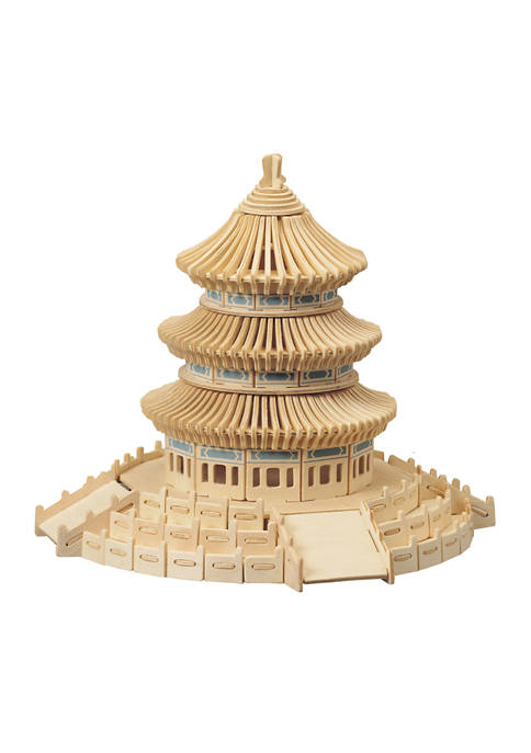 Temple of Heaven Wooden Puzzle