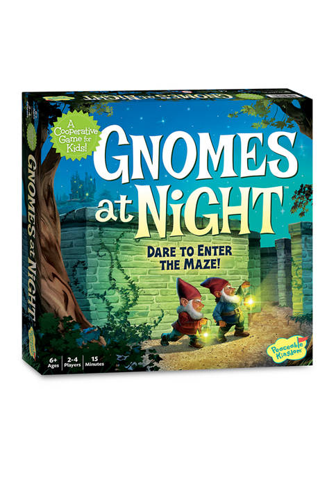 Gnomes at Night Kids Game