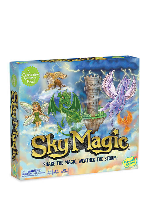 Peaceable Kingdom Sky Magic Kids Game