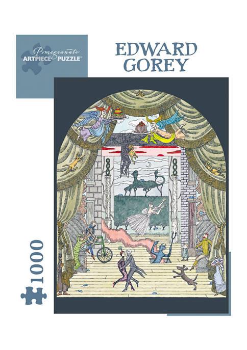 Edward Gorey - Untitled Puzzle: 1000 Pieces